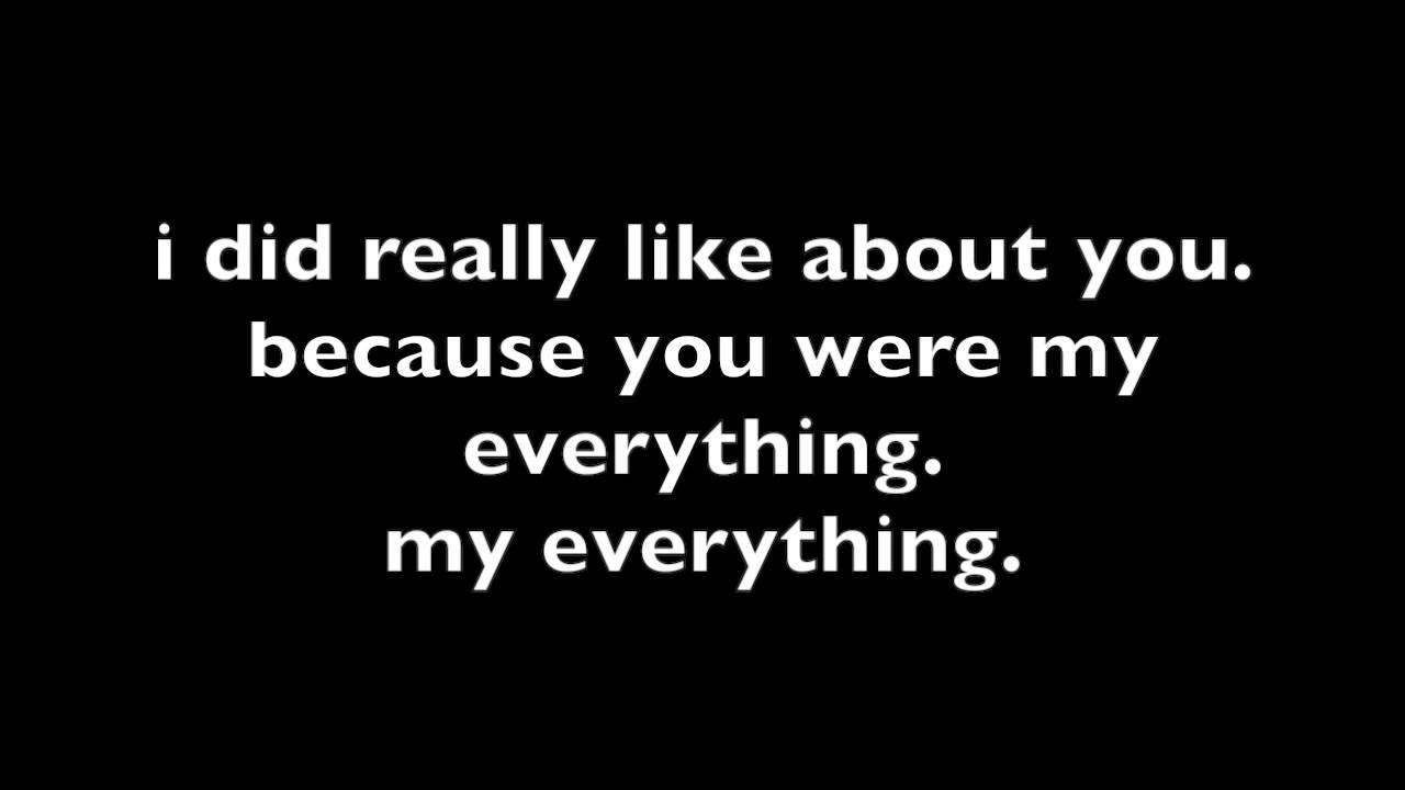 Broken Heart Sad Song With Lyrics - YouTube
