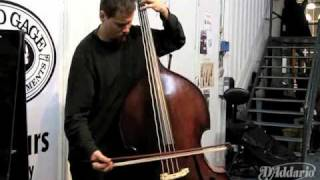 jiri slavik on zyex upright bass strings