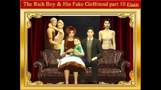 THE RICH BOY AND HIS FAKE GIRLFRIEND Part 10 FINALE , Kwentong Pambata ,  Bibiboo TV,