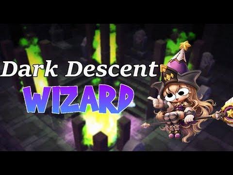[MapleStory 2] Dark Descent Floor 13 - Wizard