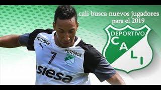 Deportivo cali tras la eliminación de liga águila 2018 busca nuevo técnico (2019)
