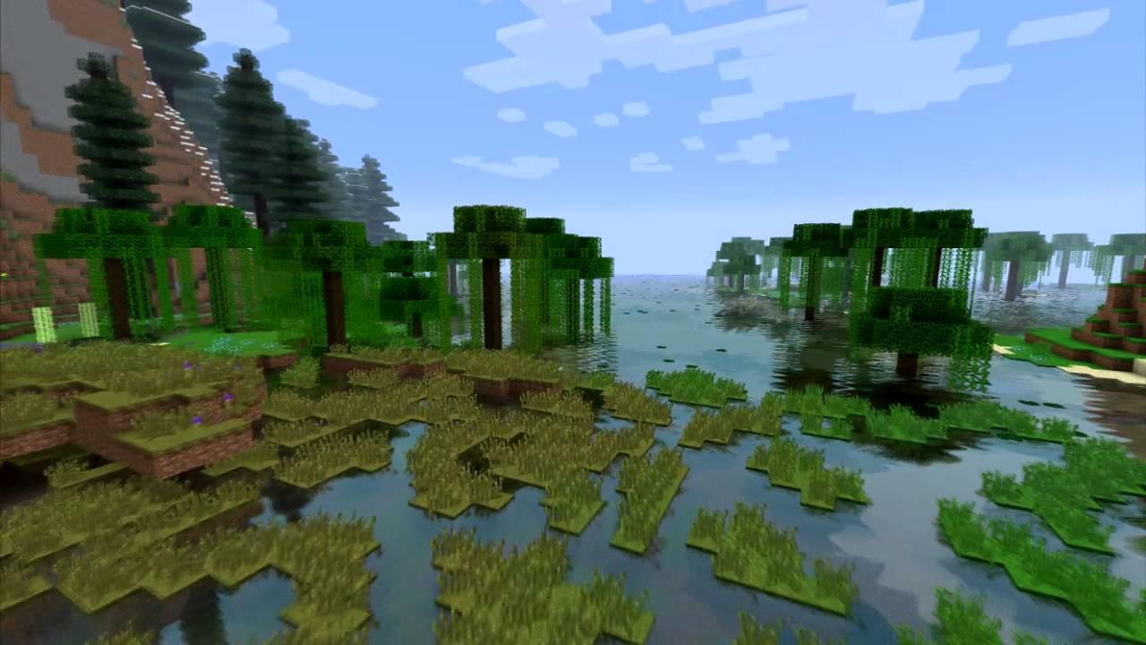 marsh biome