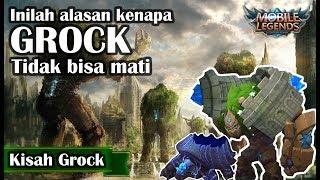 kisah nyata hero grock makhluk tertua di land of dawn yang tidak bisa mati