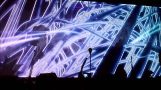 Electric Forest 2014 Flying Lotus Amateur Footage Montage [3D Lightshow!] 720p