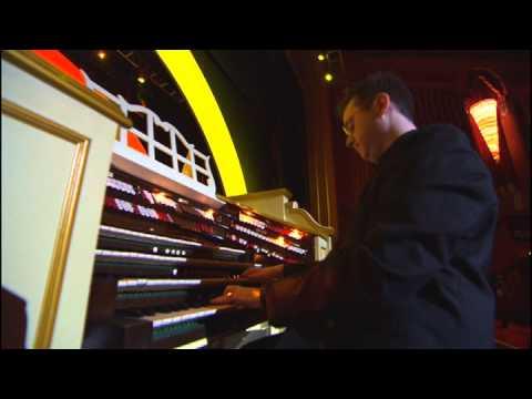 Compton Organ -  Hammersmith Apollo