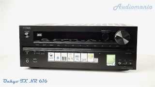 видео AV-ресивер Onkyo TX-NR616
