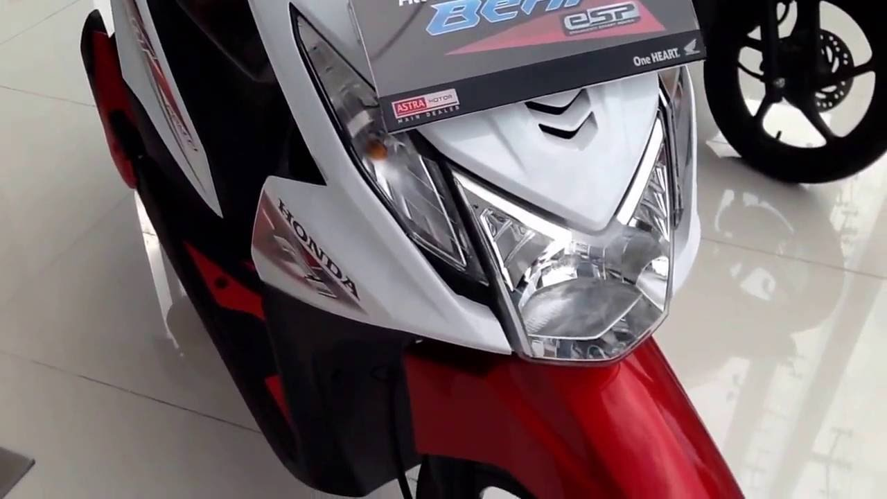 Gambar Motor Beat Sporty Cw F1 Galeriotto
