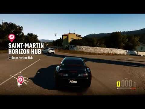 Forza Horizon 2 - Fast and Furious Expansion Reward Car