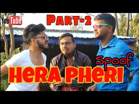 Hera Phera Spoof ft. Babu Rao\\ Part- 2 // Raipur K Raipur