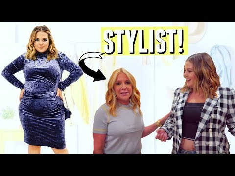 I Let a Celebrity Stylist Choose My Outfit for Beautycon!