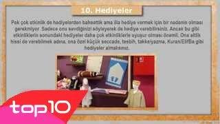 Çocuklarla İslam Üzerine Yapılabilecek 10 Etkinlik - Top10 TR 2017 Video