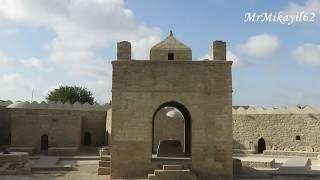 Atəşgah - храм огня в Азербайджане, на Апшеронском полуострове, на окраине селения Сураханы