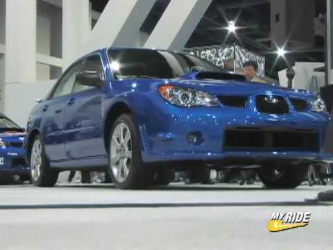 Sema Subaru Impreza Wrx Tr