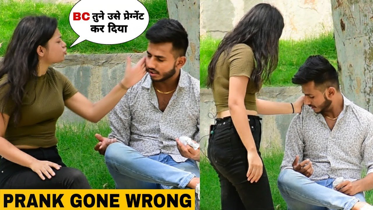Meri Behen Pregnent Ho Gyi | Prank On My Sister's Boyfriend Gone Wrong | Gaurav Rathi