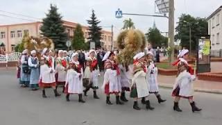 Zaborów - Dożynki Gminy Szczurowa 2017.