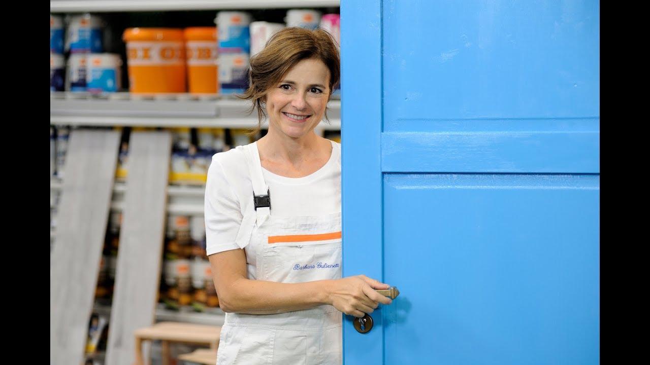 Dipingere Le Porte Di Casa come verniciare una porta in legno grezzo