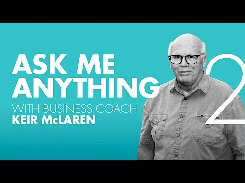 AMA w/ Keir McLaren Pt 2: Adapting to a Changing Creative Ec