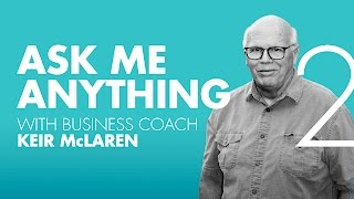 AMA w/ Keir McLaren Pt 2: Adapting to a Changing Creative Economy
