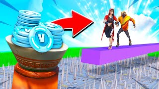 THE FIRST WHAT TERMINE THIS COURSE WIN 10,000 V-BUCKS! Fortnite Creative Fashion