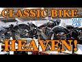Classic Norton, Bsa, Velocette & More   Norfolk Motorcycle Museum Tour