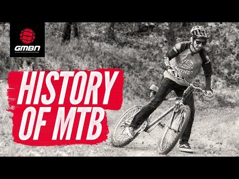 Riding Repack - A History Of Mountain Biking | GMBN Retro Week