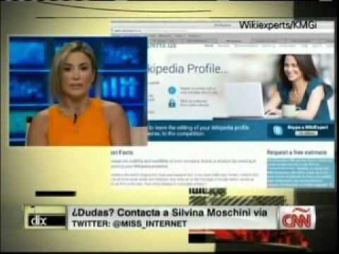 Silvina Moschini: WikiExperts & Wikipedia