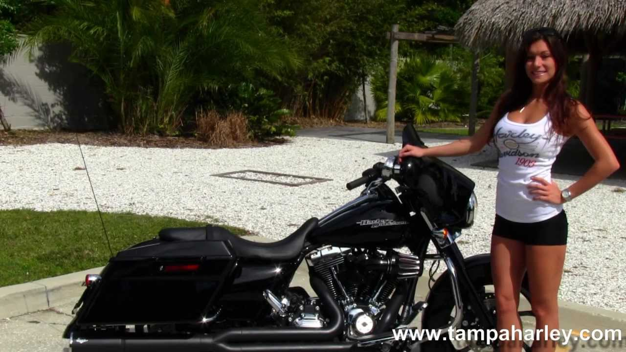Harley Davidson Flhx Street Glide Price