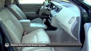 2014 Nissan Murano Test Drive