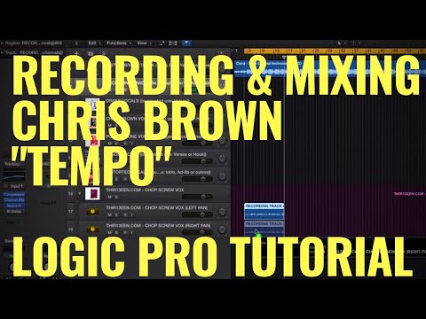 chris brown vocal effect recording mixing chris brown tempo vocals logic pro tutorial. Black Bedroom Furniture Sets. Home Design Ideas