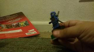 LEGO Ninjago Attack Of the Sky Pirates Activity book Review!! (Skybound)