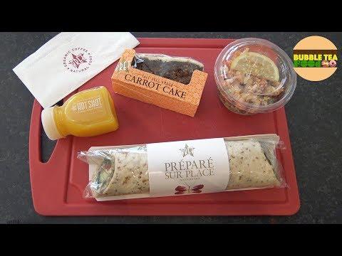 [PRÊT À MANGER] - Un fast food bio équilibré c'est possible ! - Studio Bubble Tea Food unboxing food