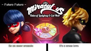MIRACULOUS LADYBUG 2 OPENING OFICIAL (Sub Español/Sub English)
