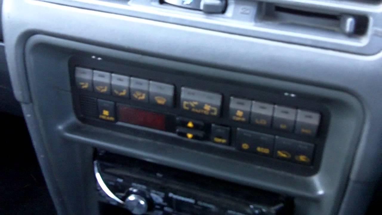 Mitsubishi Pajero Io Wiring Diagram 3000gt Ac Www Toyskids Co Youtube 1992