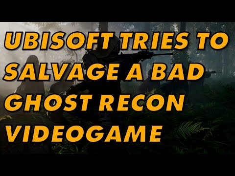 Ghost Recon Breakpoint Is Ubisoft's Low-Key Live Service Disaster