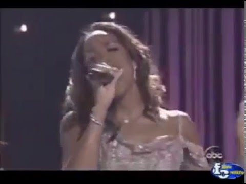 Kelly Rowland, Mary Wilson & Cindy Bierdsong - The Supremes Medley (Live
