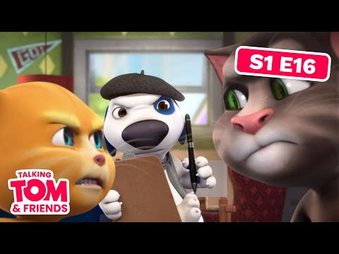Talking Tom and Friends - Hank the Director (Season 1 Episod