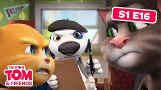 Talking Tom and Friends - Hank the Director (Season 1 Episode 16) thumbnail