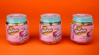 Shopkins Jars Season 6