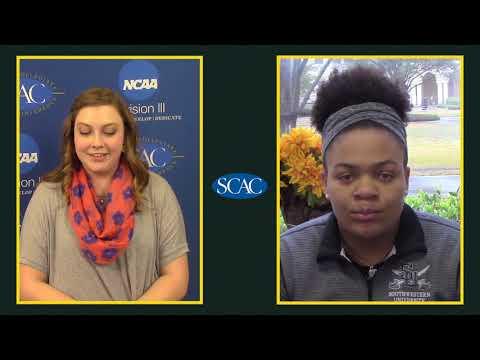 Cecily Woolfolk, Southwestern University, Women's Basketball Player of the Week (Week 13)