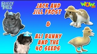 Jack And Jill Frost | Ali Bunny - Fuzzy Tales in Hindi