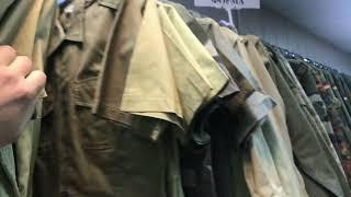 Европейская военная Одежда