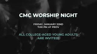 January 17, 2021 // 9:00am // Providence Church Live Stream
