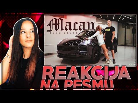 Baka Prase – MACAN (Official Music Video)  *Moja reakcija!*