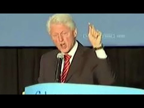 "Bill Clinton Loses It, Doubles Down on ""Super Predator"", 94 Crime Bill"