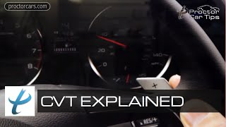 What is a CVT? - Continuously Variable Transmission Explained - Should I buy a CVT? - CVT