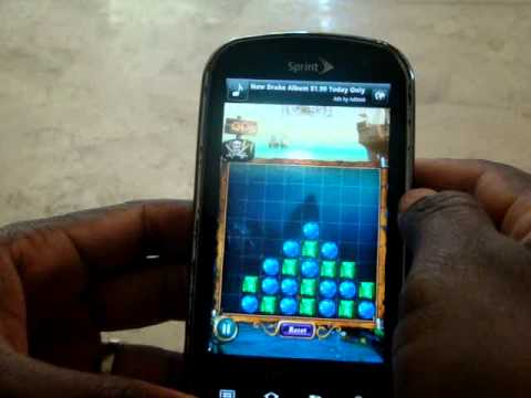 Jewels Deluxe Level 43 Android Phone