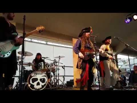 Pyrates! - Chicken on a Raft (Live at Brixham Pirate Festival 2017)