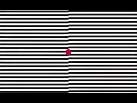 Иллюзия обман зрения!