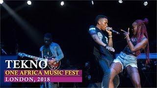 Baixar Tekno Splendid Performance at One Africa Music Fest, London 2018 [ Nigerian entertainment ]