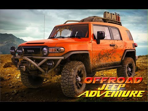 OffRoad Jeep Adventure 18 1
